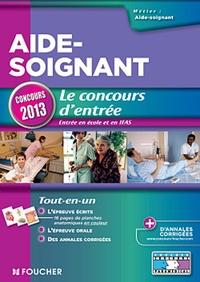 Aide-soignant - Le concours dentrée.pdf