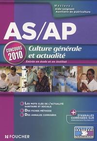 Valérie Béal - As/Ap culture générale et actualité - Concours 2010.