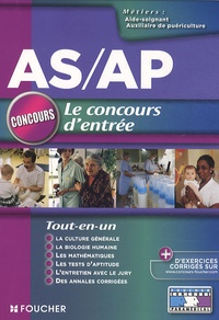 Deedr.fr AS/AP - Le concours d'entrée Image