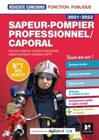 Anne Ducastel et Joël François - Sapeur-pompier professionnel/caporal - Concours externes, examen professionnel, sapeurs-pompiers volontaires (SPV).