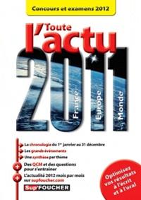 Anne Ducastel - Toute l'actu 2011 - Concours et examens 2012.