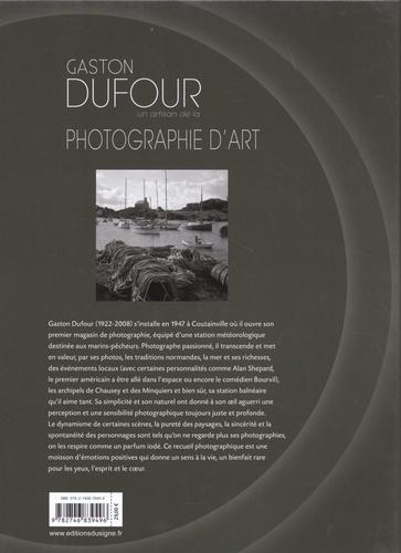 Geston Dufour. Un artisan de la photographie d'art