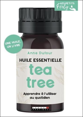 Huile essentielle Tea tree (arbre à thé)