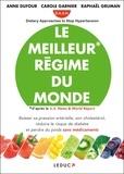 Anne Dufour et Raphaël Gruman - Le meilleur régime du monde.