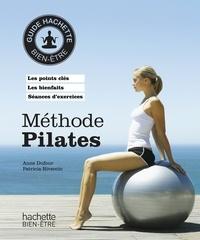 Anne Dufour et Patricia Riveccio - Méthode Pilates.