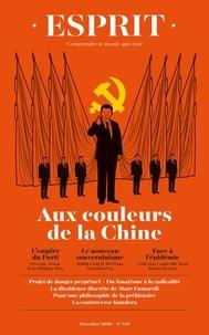Anne Dujin - Esprit Décembre 2020 : L'Etat.
