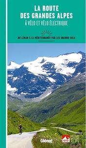 Anne Durupt et Emmanuel Danjou - La route des Grandes Alpes à vélo et vélo électrique - Du Léman à la Méditerannée par les grands cols.