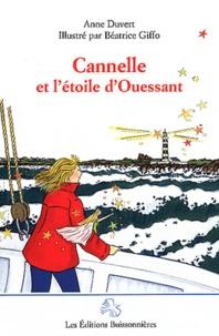 Anne Duvert - Cannelle et l'étoile d'Ouessant.
