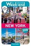 Anne-Elisabeth Caillet - Un grand week-end à New York. 1 Plan détachable