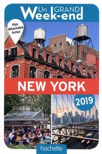 Anne-Elisabeth Caillet et Yoann Stoeckel - Un grand week-end à New York. 1 Plan détachable