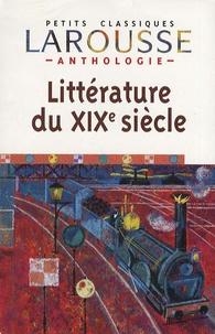 Anne-Elisabeth Halpern - Anthologie de la littérature française du XIXe siècle.