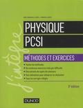 Anne-Emmanuelle Badel et Emmanuel Angot - Physique PCSI - Méthodes et exercices.