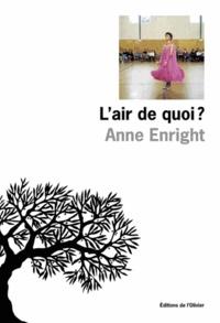 Anne Enright - .