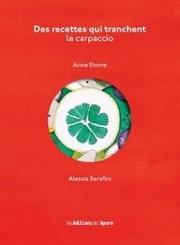 Deedr.fr Des recettes qui tranchent - Le carpaccio Image