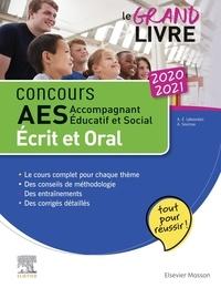 Anne-Eva Lebourdais et Amandine Sourisse - Concours AES Accompagnant éducatif et social - Ecrit et oral.