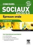 Anne-Eva Lebourdais et Olivier Perche - Concours sociaux - Epreuve orale.