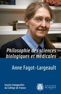 Anne Fagot-Largeault - .