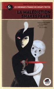 Anne Ferrier et Régine Joséphine - La malédiction de Shakespeare.