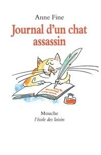 Anne Fine - Journal d'un chat assassin.