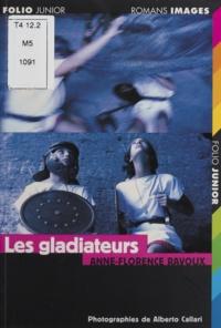 Anne-Florence Ravoux - Les gladiateurs.
