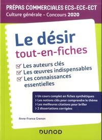 Anne-France Grenon - Prépas commerciales - Thème de culture générale.