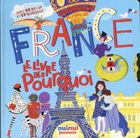 Anne-Françoise Perrin et Arianna Osti - France - Le livre des pourquoi.