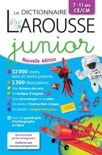 Anne-Françoise Robinson et Marion Vaillant - Dictionnaire junior CE/CM.
