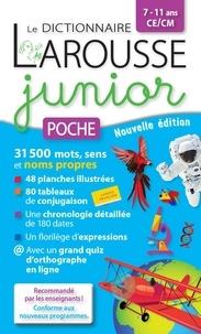 Anne-Françoise Robinson et Marion Vaillant - Dictionnaire Larousse junior poche CE/CM.