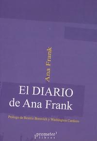 Anne Frank - El diario de Ana Frank.