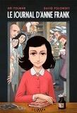 Anne Frank et  Anne Frank - Le Journal d'Anne Frank - Roman graphique.