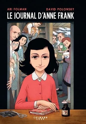 Anne Frank et David Polonsky - Le Journal d'Anne Frank.