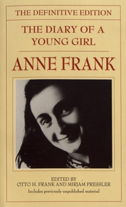Anne Frank - The Diary of a Young Girl - The Definitive Edition.