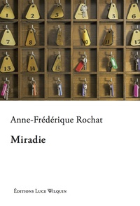 Anne-Frédérique Rochat - Miradie.