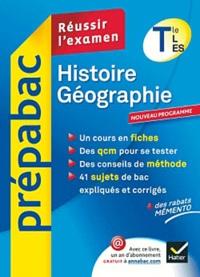 Anne Frémont-Vanacore et Cécile Gintrac - Histoire Géographie Tle L, ES.