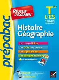 Téléchargez des livres sur kindle gratuitement Histoire-géographie Tle L, ES