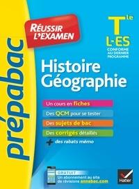 Anne Frémont-Vanacore et Cécile Gintrac - Histoire-géographie Tle L, ES.