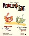 Anne Frison - Plumetis & Babul - Edition français-anglais-polonais.