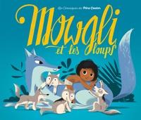 Anne Fronsacq - Mowgli et les loups.