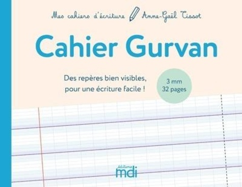Anne-Gaël Tissot - Cahier Gurvan.