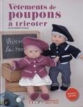 Anne-Gaëlle Arnaud - Vêtements de poupons à tricoter.
