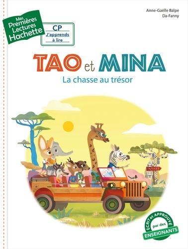Tao et Mina  La chasse au trésor
