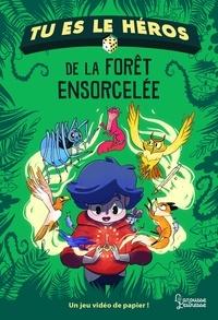 Anne-Gaëlle Balpe - Tu es le héros de la forêt ensorcelée.