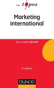 Anne-Gaëlle Jolivot - Marketing international.