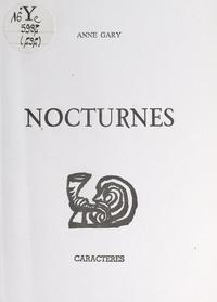 Anne Gary et Bruno Durocher - Nocturnes.