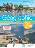 Anne Gasnier et Fanny Maillo-Viel - Géographie 2de - Environnement, développement, mobilité : les défis d'un monde en transition.