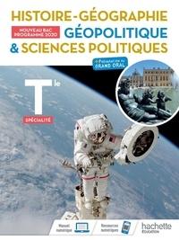 Anne Gasnier et Fanny Maillo-Viel - Histoire-Géographie, Géopolitique, Sciences politiques Tle spécialité - Livre de l'élève + préparation au grand oral.