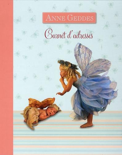 Anne Geddes - Carnet d'adresses Anne Geddes grand format.