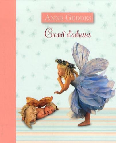 Anne Geddes - Carnet d'adresses.