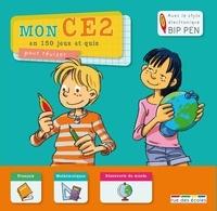 Anne Gibert et Martine Palau - Mon CE2 en 150 jeux et quiz pour réviser.