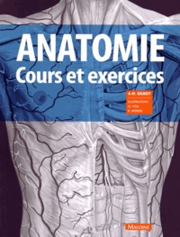 Anne Gilroy - Anatomie - Cours et exercices.
